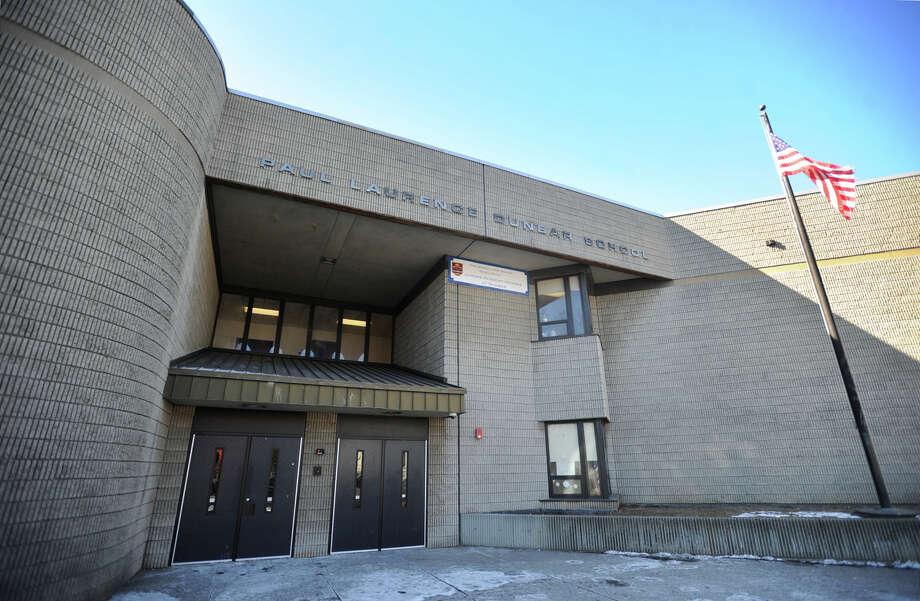 Dunbar School in Bridgeport, Conn. Photo: Brian A. Pounds / Connecticut Post