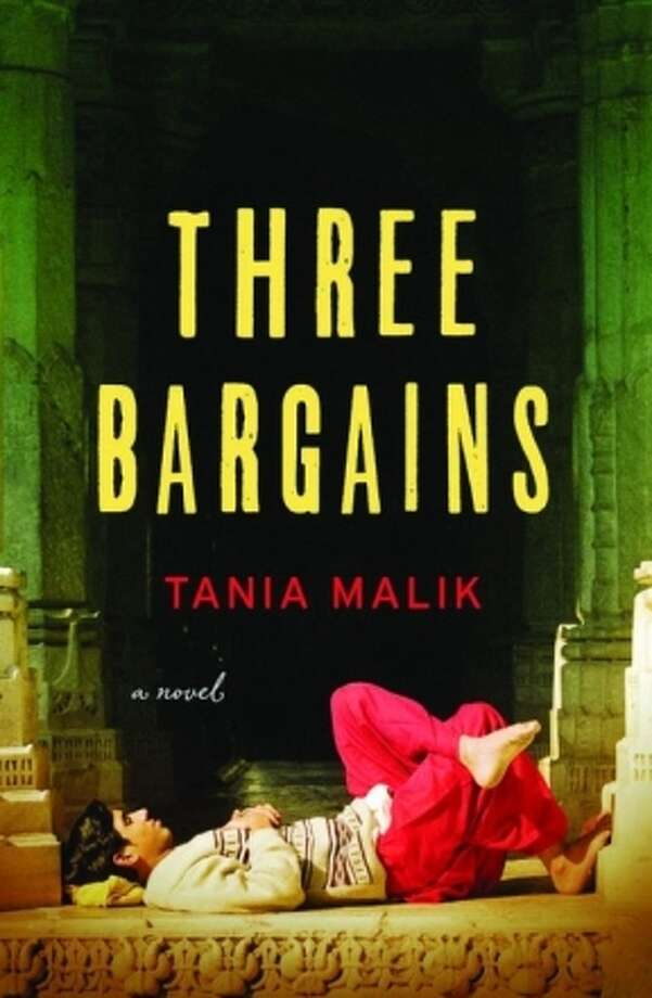 """Three Bargains,"" by Tania Malik / ONLINE_YES"