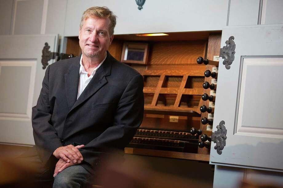 Rick Erickson is the Bach Society Houston's new director. Photo: Thomas B. Shea, Freelance / © 2014 Thomas B. Shea