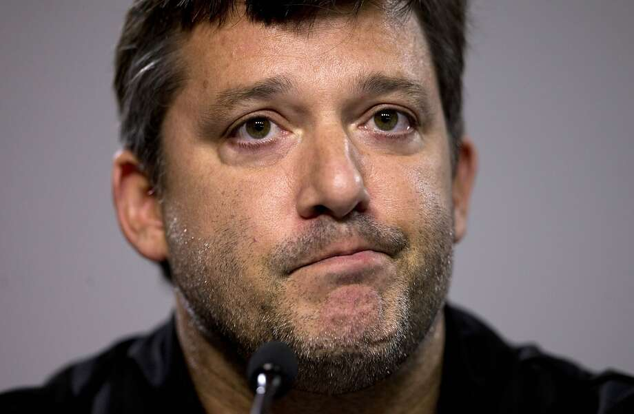 Tony Stewart spoke publicly for the first time since killing a driver Aug. 9. Photo: John Bazemore, Associated Press