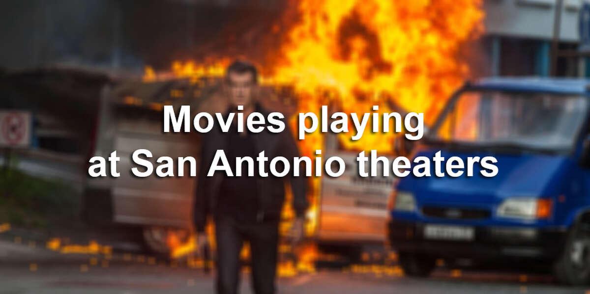 Browse through the gallery to see what's playing in San Antonio. Each slide has links to watch trailers, read reviews and check showtimes.
