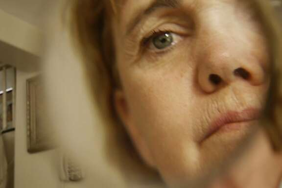 "Pam White in the POV Documentary ""The Genius of Marian,"" on PBS."