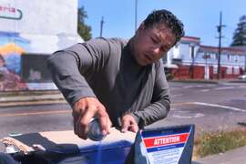 """Ken Houston     Age: 50   Job: contractor   Neighborhood: East Oakland   Money raised: $0    Did you know?: Houston decided to run for mayor when another candidate - Rebecca Kaplan - didn't pick up trash in his neighborhood.    Quote: When asked if he was ready to be mayor, Houston responded: """"Yes and no — dude I am a bad boy. Dude, I like to drink tequila, I drank it last night, I like motorcycles. I like women."""""""