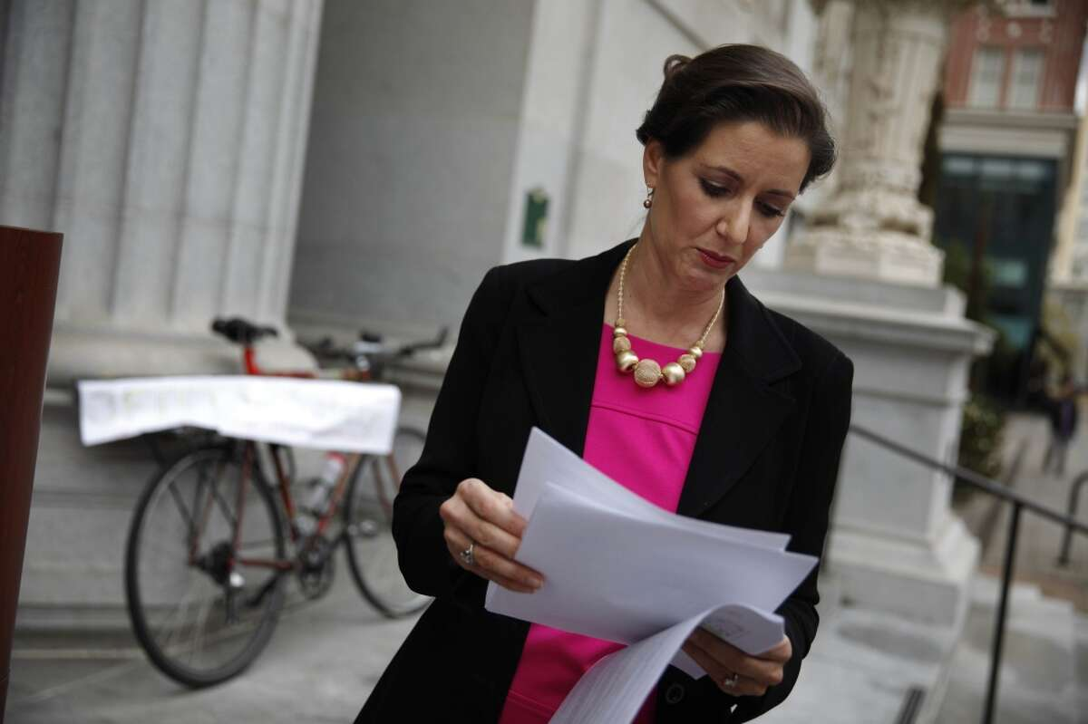Libby Schaaf Age: 48 Job: city councilwoman Neighborhood: Dimond Money raised: $350,000 (she lent herself $1,050) Did you know?: Schaaf's two children go to the same elementary school she did. Earlier this year she griped about giving up her red BMW convertible for a new family minivan. Quote:
