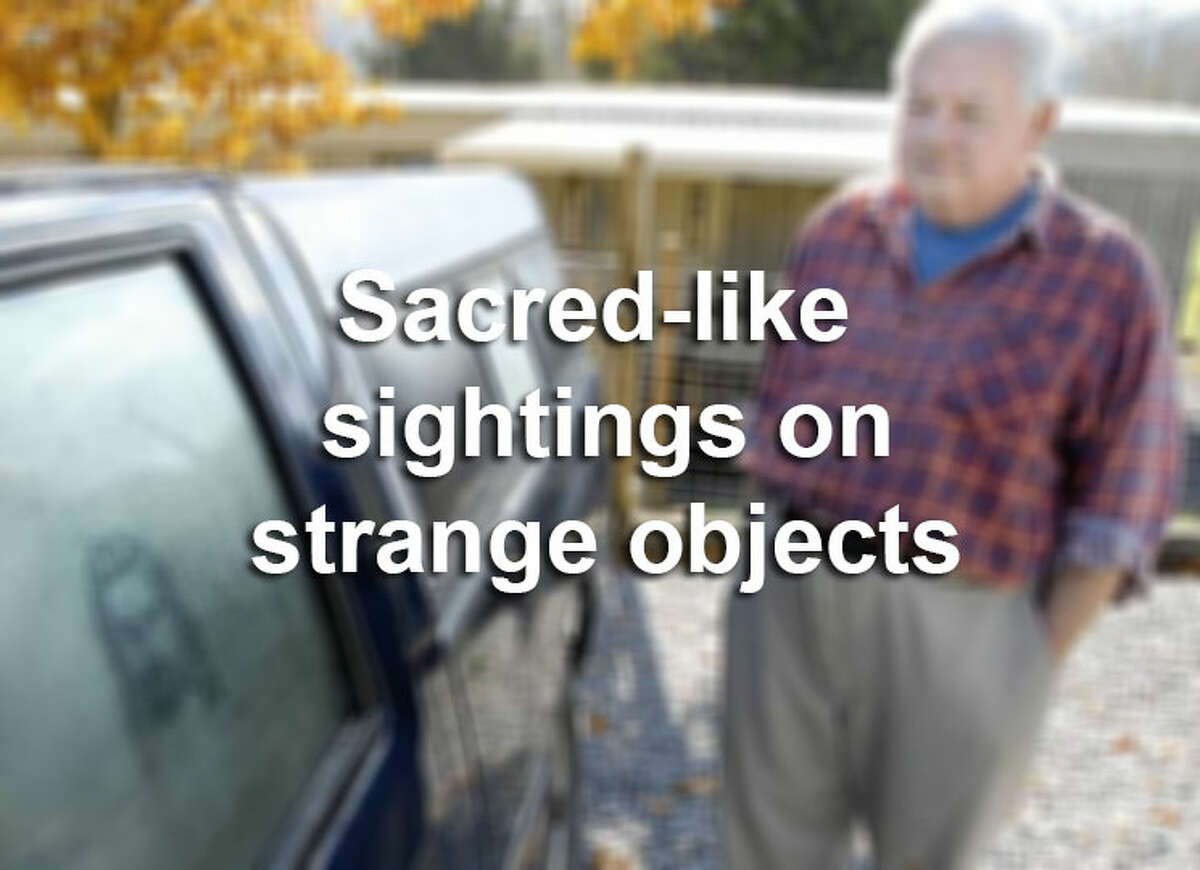 From wall plaster to bird poop to tortillas, Jesus and the Virgin Mary are believed to have been everywhere.Click through the slideshow to see if you can spot these sacred-like sightings on strange objects.