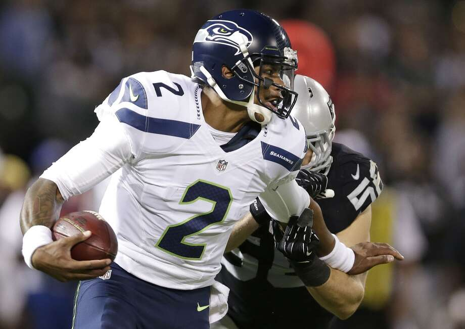Waived: Terrelle Pryor Quarterback | Third season | Ohio State Photo: Marcio Jose Sanchez, Associated Press
