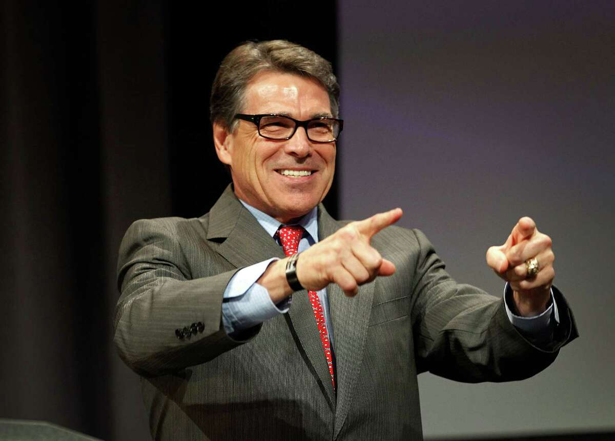 Former Texas Gov. Rick Perry is running for the Republican nomination