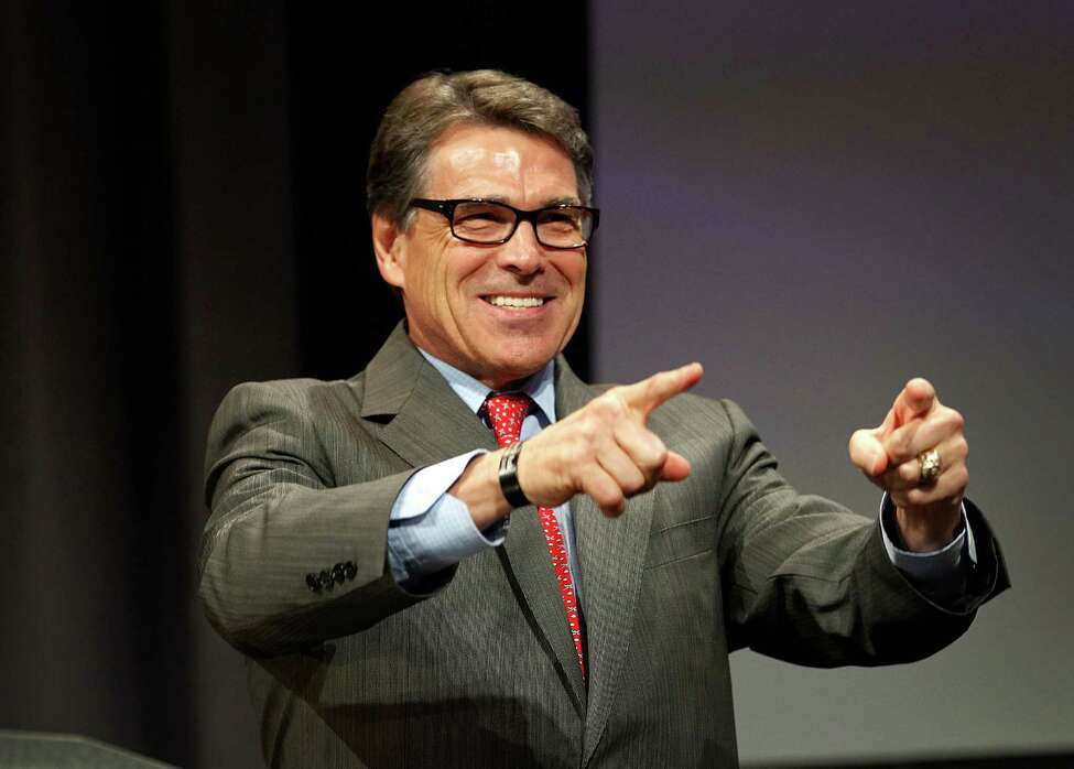 Former Texas Gov. Rick Perryis running for the Republican nomination