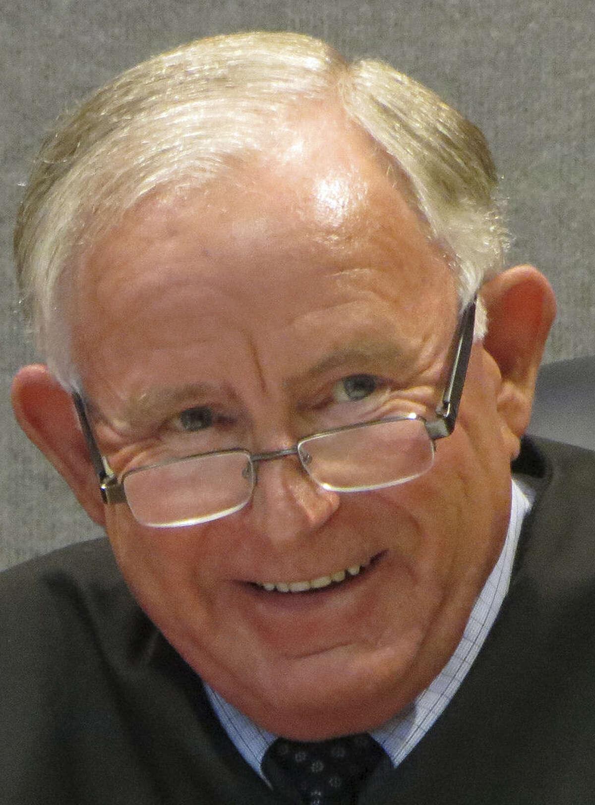 State District Judge Jack Robison