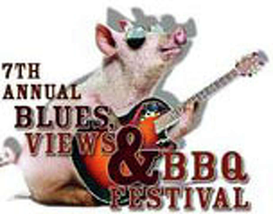 The two-day Blues, Views & BBQ Festival kicks off today from 11 a.m. to 10 p.m. at the Levitt Pavilion and parking lot at the Westport Library. Photo: Contributed Photo / Westport News