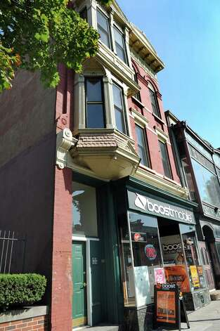 View of 20 Fourth St. on Tuesday, Aug. 26, 2014, in Troy, N.Y. (Cindy Schultz / Times Union) Photo: Cindy Schultz / 00028336A
