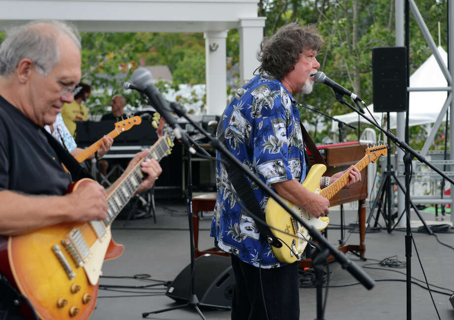 Raw Oyster Cult performs at the 7th Annual Blues Views and BBQ Festival at the Levitt Pavillion in Westport, Conn. on Saturday, Aug. 30, 2014. Photo: Christian Abraham / Connecticut Post