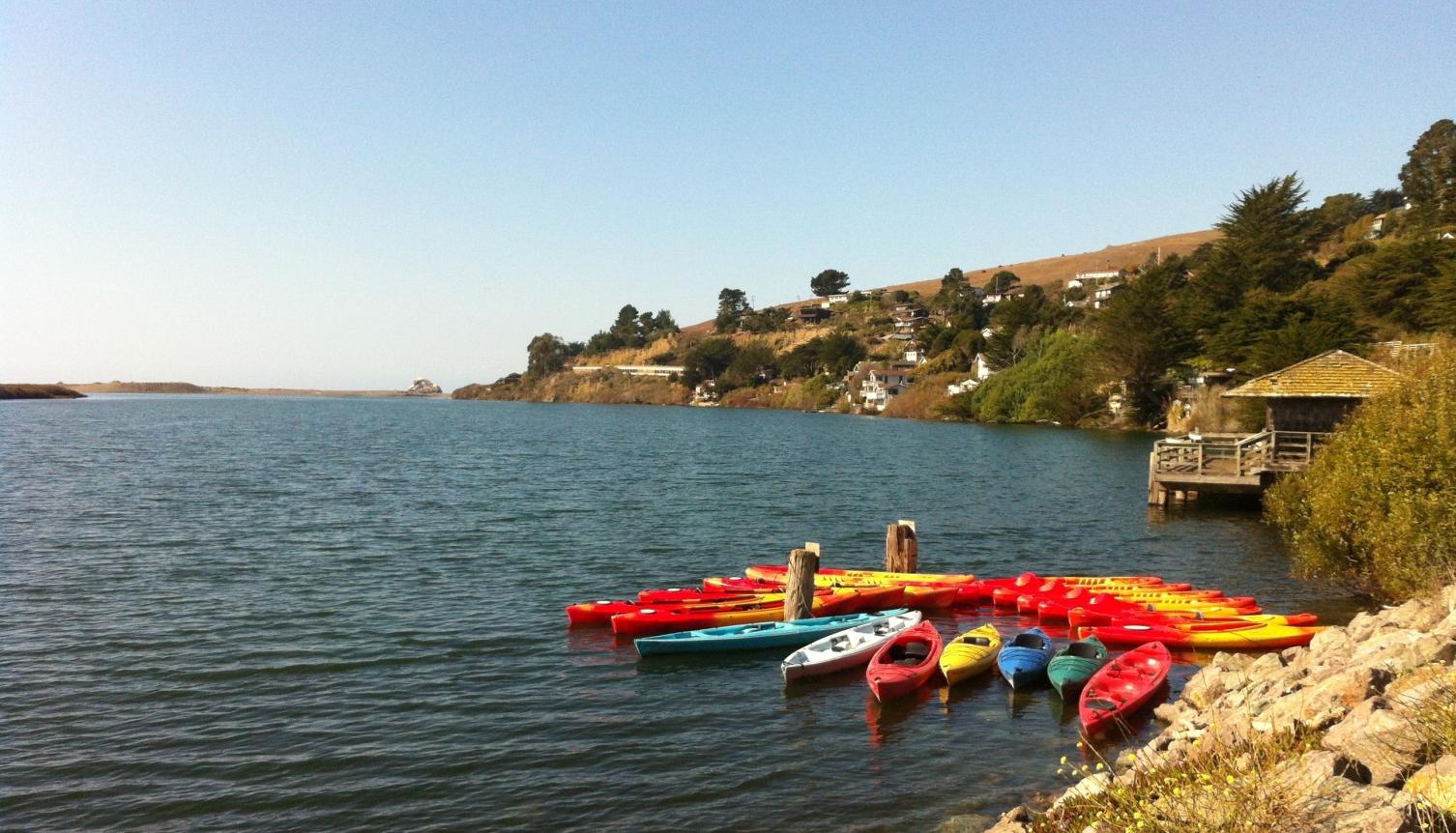 Weekend getaways in northern california for all athletes for Weekend getaways northern california