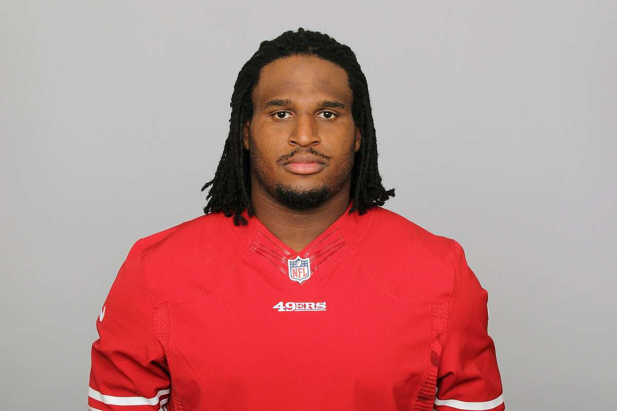 This is a 2012 photo of Ray McDonald of the San Francisco 49ers NFL football team. This image reflects the San Francisco 49ers active roster as of Thursday, May 10, 2012 when this image was taken. (AP Photo)
