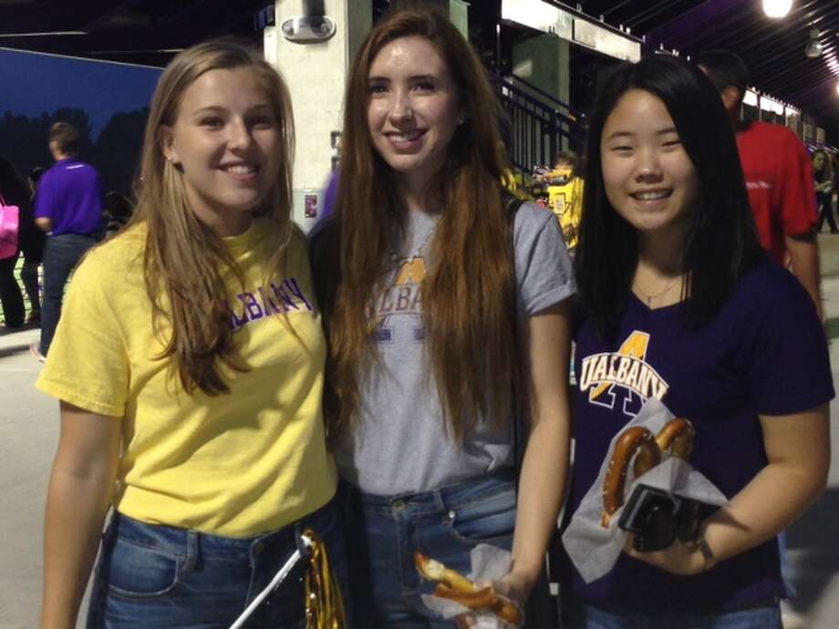 Were you Seen at the UAlbany football season-opening game against Holy Cross at Bob Ford Field at UAlbany on Saturday, Aug. 30, 2014? Photo: Diana Isaacson