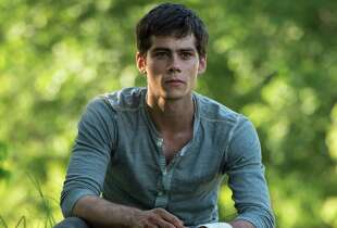 """Dylan O'Brien stars as Thomas in """"The Maze Runner."""""""