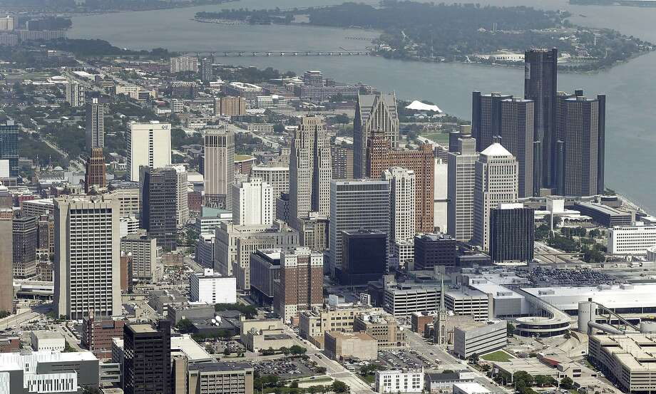 The future of Detroit hangs in the balance as the city's bankruptcy case goes before a federal judge this week. Photo: Paul Sancya, Associated Press