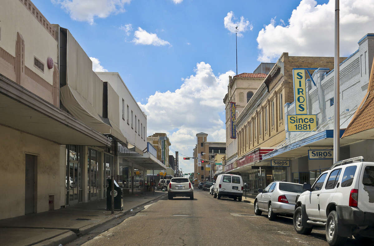 No. 10: Laredo, Texas Source:Movoto