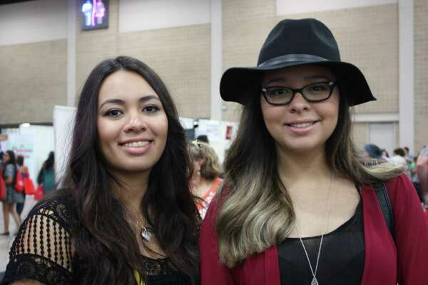 About 6,000 people flocked to the convention center for this year's People en Español. Were you seen there?