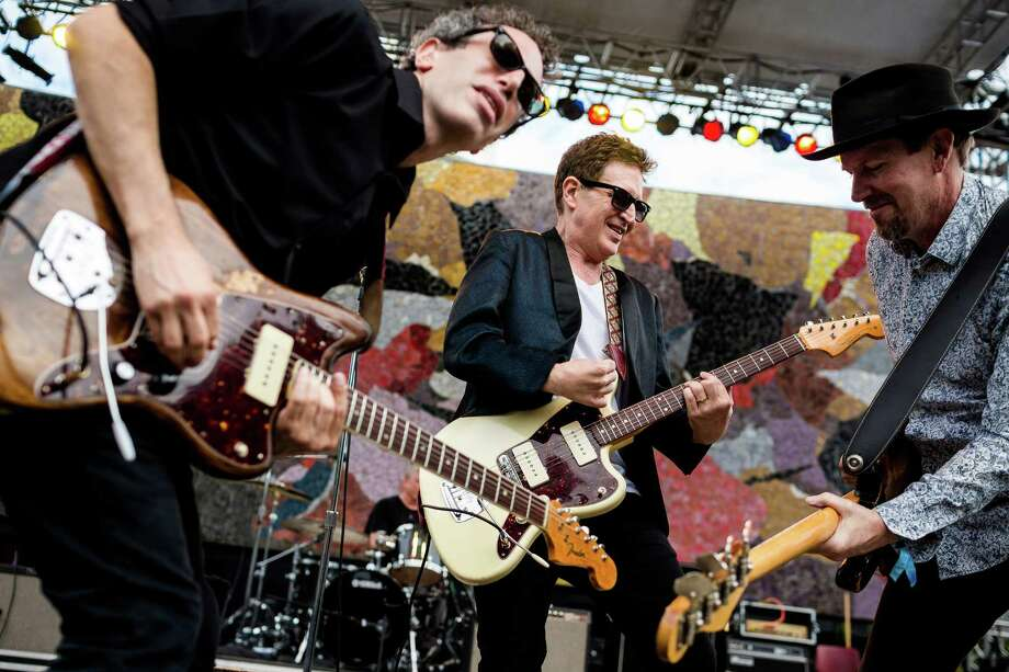 The Dream Syndicate rocks out on the Starbucks Stage on the second day of Bumbershoot, Seattle's annual music and arts festival, photographed Sunday, August 31, 2014, in Seattle, Washington. Photo: JORDAN STEAD, SEATTLEPI.COM / SEATTLEPI.COM