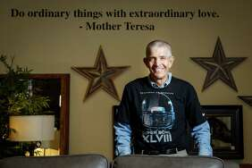 """Jim """"Mattress Mack"""" McIngvale, owner of Gallery Furniture,will be honored with his own float at the H-E-B Thanksgiving Day Parade Thursday morning."""