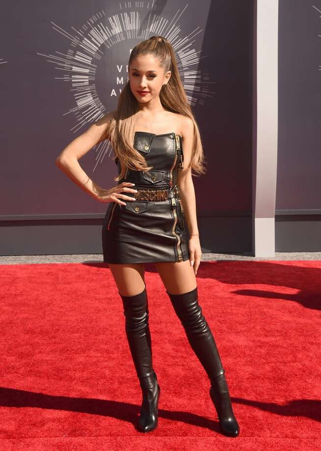 Actress/singer Ariana Grande. Photo: Getty Images  For MTV