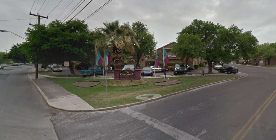 A toy grenade caused a bomb scare  on Sept. 1, 2014, which resulted in the evacuation of a portion of Coronado Apartments on the North Side of San Antonio. Photo: Google Maps