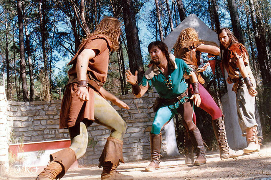 A brief early history of the Texas Renaissance FestivalLearn more about this Texas tradition's earliest days, from its beginnings as a former strip-mining pit to a big-time entertainment hub. Click through to learn more... Photo: Texas Renaissance Festival / Copyrighted Image ©. Texas Renaissance Festival All rights reserved
