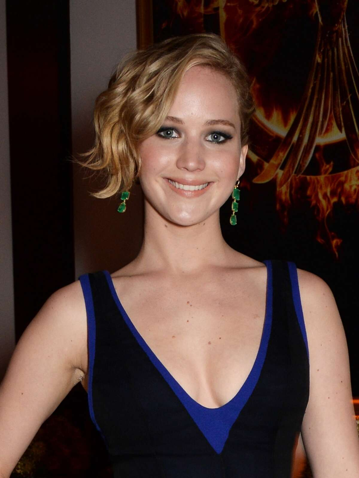"""Actress Jennifer LawrenceNote:Alleged photos were reportedly released Sunday, Sept. 21 on 4chan/Reddit. The star's spokesperson previously released a statement to Buzzfeed: """"This is a flagrant violation of privacy,"""" adding: """"The authorities have been contacted and will prosecute anyone who posts the stolen photos of Jennifer Lawrence."""""""