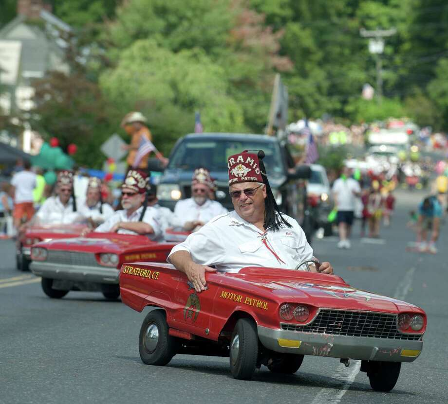 Photographs from the 53rd Annual Labor Day Parade in Newtown, Conn, on Monday, September 1, 2014. Photo: H John Voorhees III / The News-Times Freelance