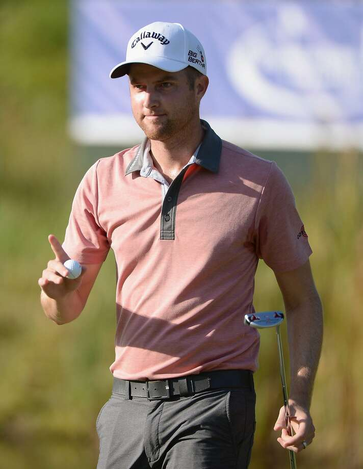 Chris Kirk won after making three big putts on the back nine. Photo: Ross Kinnaird, Getty Images