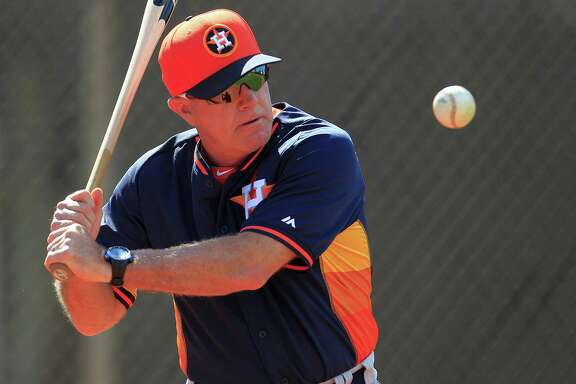 Tom Lawless spent most of this season as an infield instructor in the Astros organization but managed Class AAA Oklahoma City for a spell.