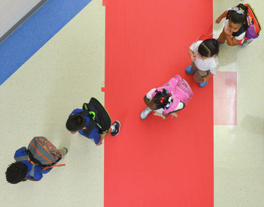 The Texas Education Agency tracks how many days school children are in the classroom through annual attendance reports.Scroll through to see where your child's district ranked among 50 San Antonio area school districts during the 2012-13 school year. This list is ranked from lowest to highest attendance rate. Photo: For The San Antonio Express-News