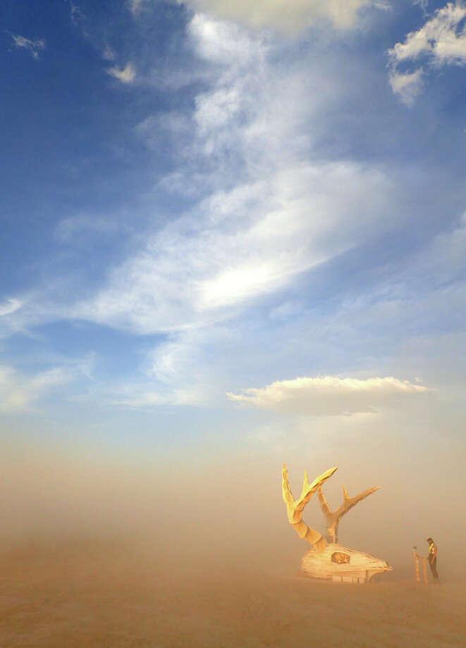 Dust Storm Hallucination No. 79 Photo: Mark Morford