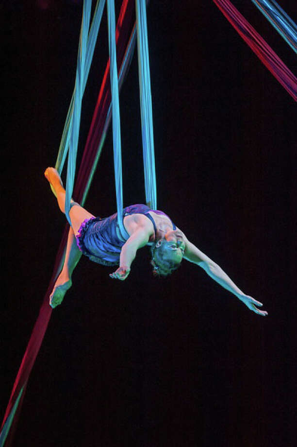 The Ruckus Circus will feature trapeze artists, jugglers, contortionists and more during the fourth annual ArtsFest at the Silvermine Arts Center in New Canaan Saturday, Sept. 20. Photo: Contributed Photo, Contributed / New Canaan News