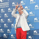 President of Venezia Classici Giuliano Montaldo attends the International Jury photocall during the 71st Venice Film Festival on August 27, 2014 in Venice, Italy.
