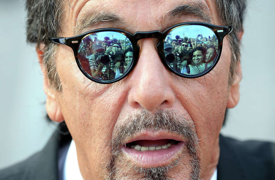 Al Pacino is among the actors and other celebrities at the 2014 Venice Film Festival. Click through this slideshow to see how else is in attendance. Photo: Danny Martindale, WireImage / 2014 Danny Martindale