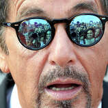 Al Pacino is among the actors and other celebrities at the 2014 Venice Film Festival. Click through this slideshow to see how else is in attendance.
