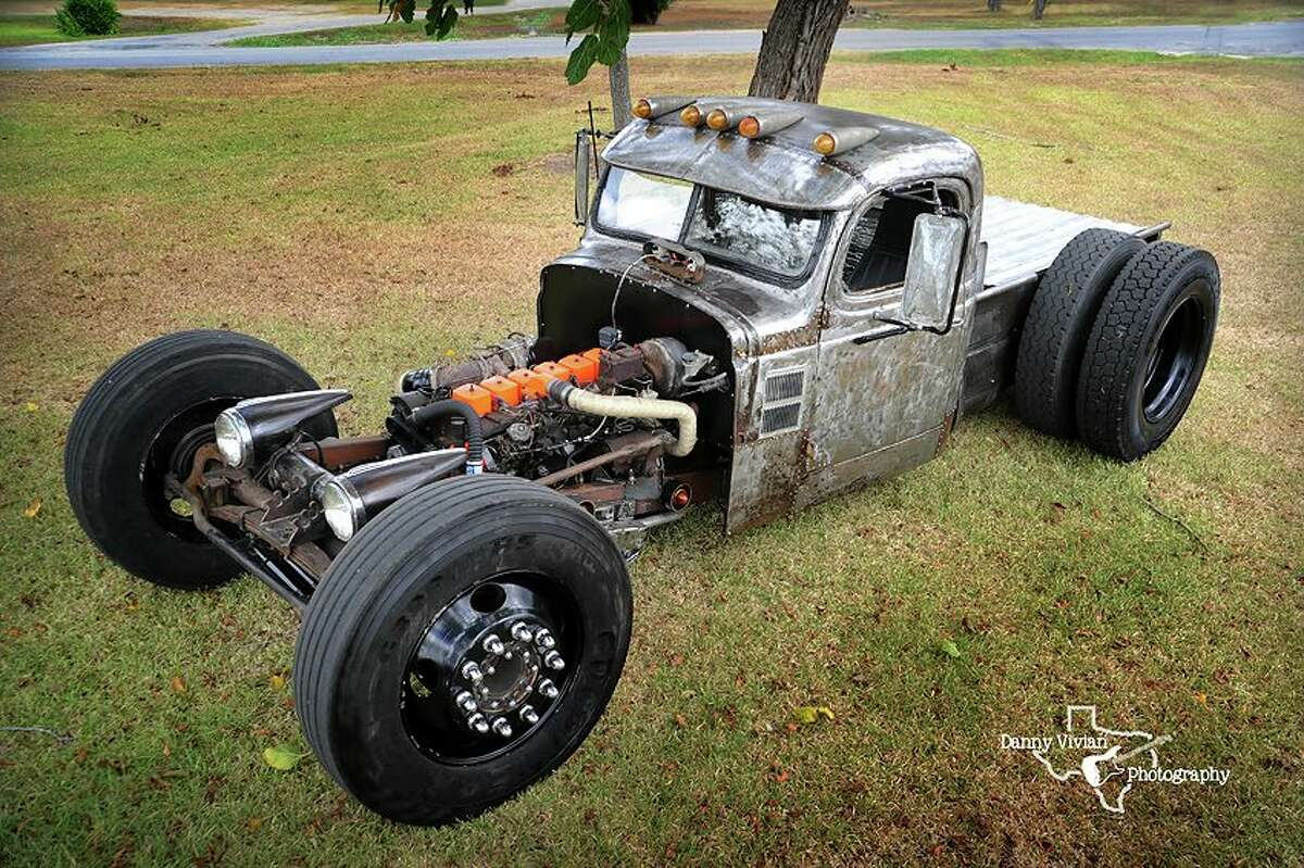 South Texas Performance, based in Victoria, is up against 11 other competitors in the Rat Hard Build-Off. The contest, sponsored by Rat Hard and Ride Hard magazines, gives builders 30 days and $3,000 to build a