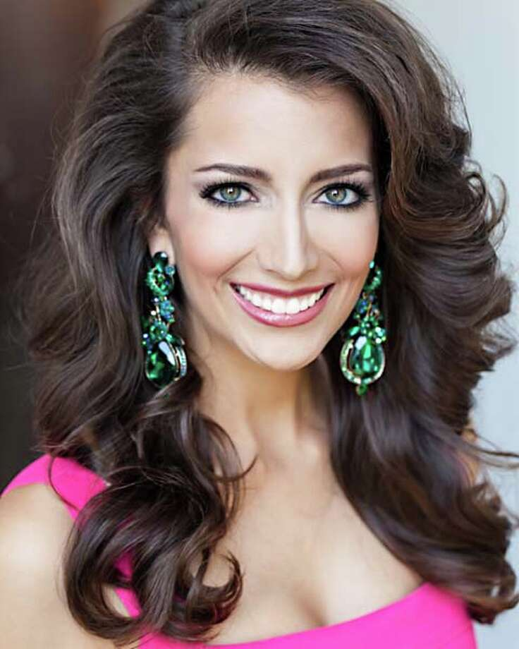 Miss California - Marina InserraTalent: VocalCareer goal: To become the public spokeswoman for SeaWorldPlatform: Breast cancer awareness Photo: Miss America Organization