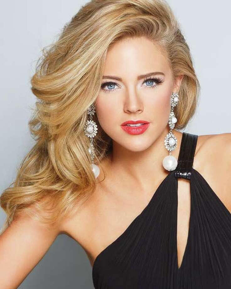 Miss Georgia - Maggie BridgesTalent: Vocal Career goal: To own a pharmacyPlatform: Impacting others through volunteerism Photo: Miss America Organization