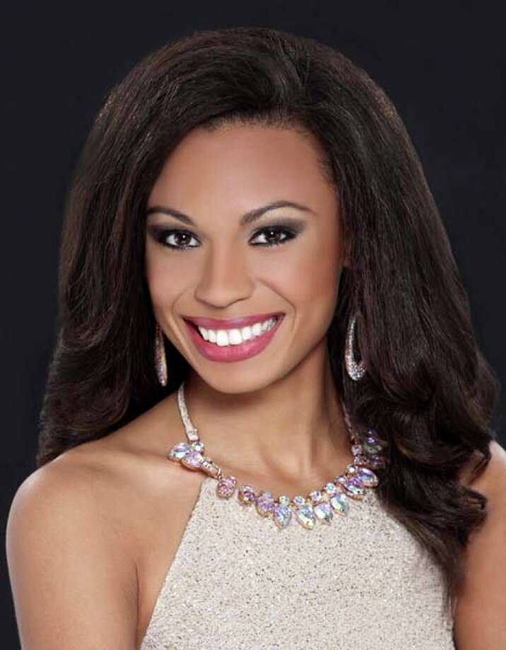 Miss New Jersey - Cierra Kaler-JonesTalent: Contemporary danceCareer goal: Education law and policy advocatePlatform: Empowering Today's Youth Through Arts Education Photo: Miss America Organization