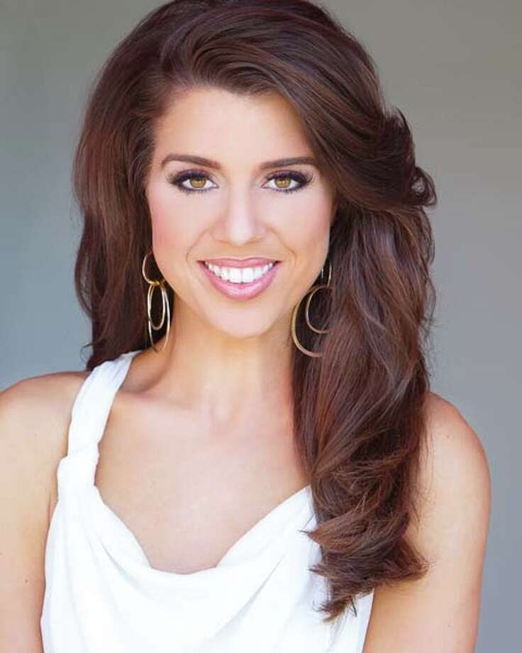 Miss South Carolina - Lanie Hudson Talent: CloggingCareer goal: Professional buyerPlatform: Organ and tissue donation Photo: Miss America Organization
