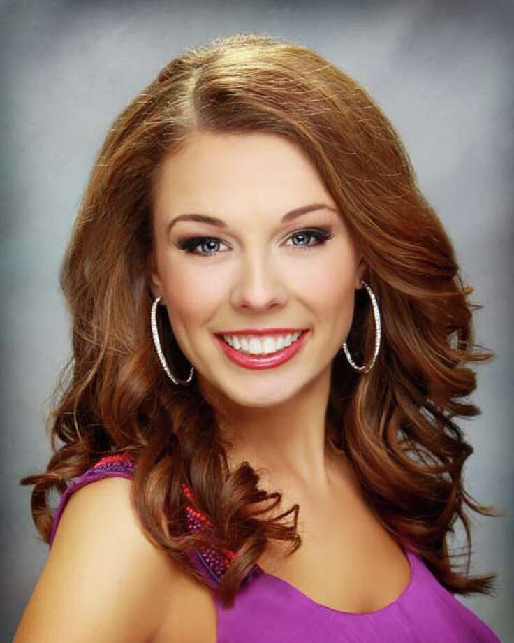 Miss Oregon - Rebecca Anderson Talent: VocalCareer goal: National Weather Service meteorologistPlatform: American Red Cross Photo: Miss America Organization
