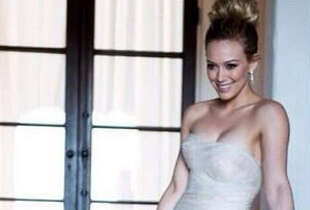Hilary Duff  married  Mike Comrie  on August 14, 2010. The pair are currently separated.