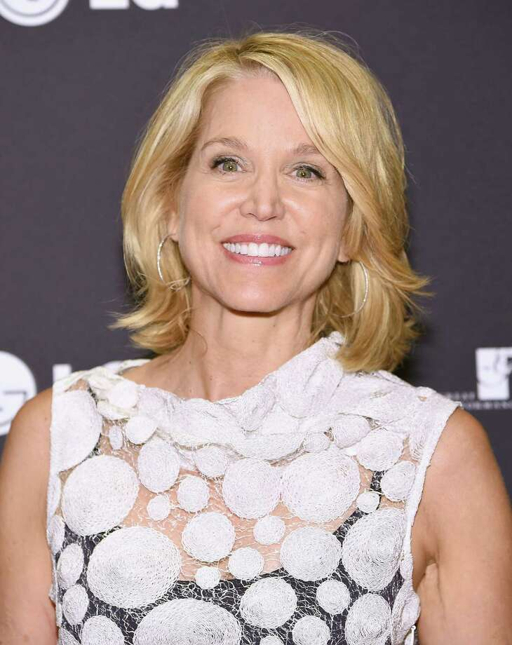 Paula Zahn arrives to their 'Cheek To Cheek' taping at at Jazz at Lincoln Center on July 28, 2014 in New York City. Photo: Jamie McCarthy, Getty Images / 2014 Getty Images