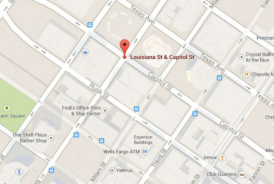 Louisiana and Capital Photo: Google Maps Image