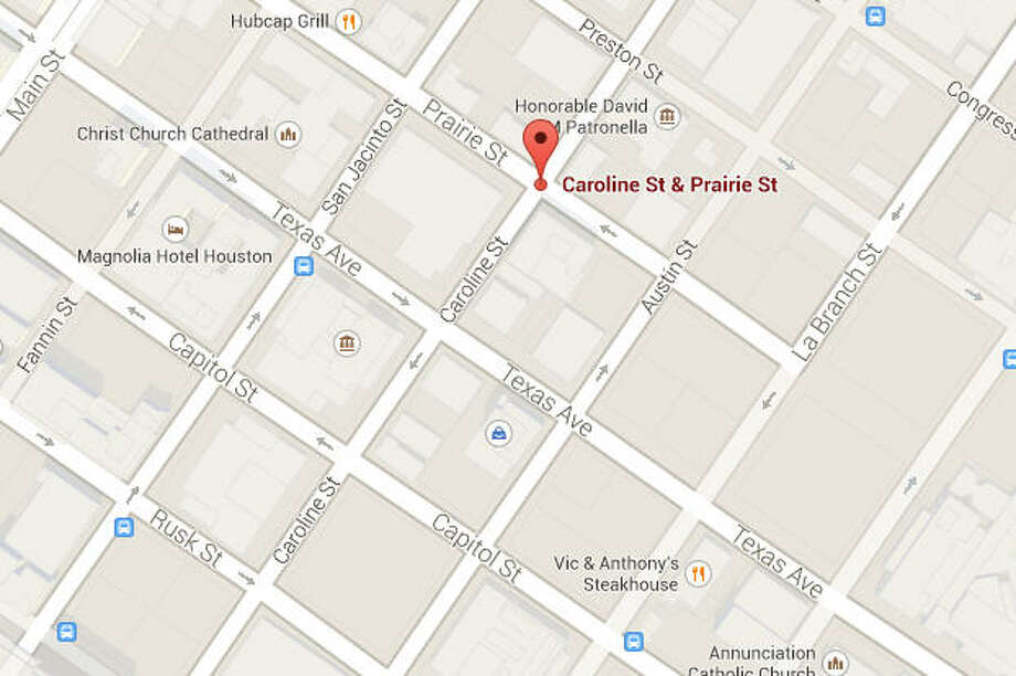 Caroline and Prairie Photo: Google Maps Image