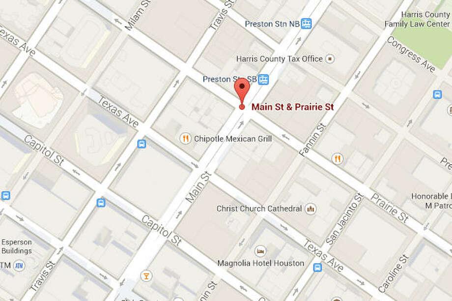Main and Prairie Photo: Google Maps Image