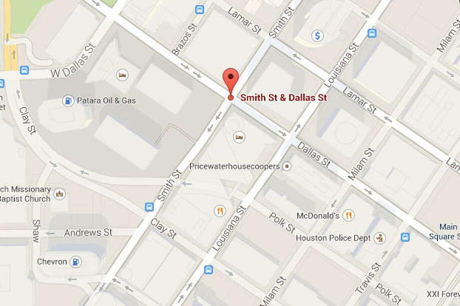 Dallas and Smith Photo: Google Maps Image